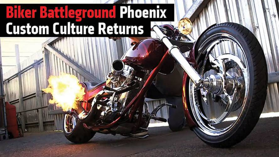 Biker Battleground Phoenix–Custom Culture Returns