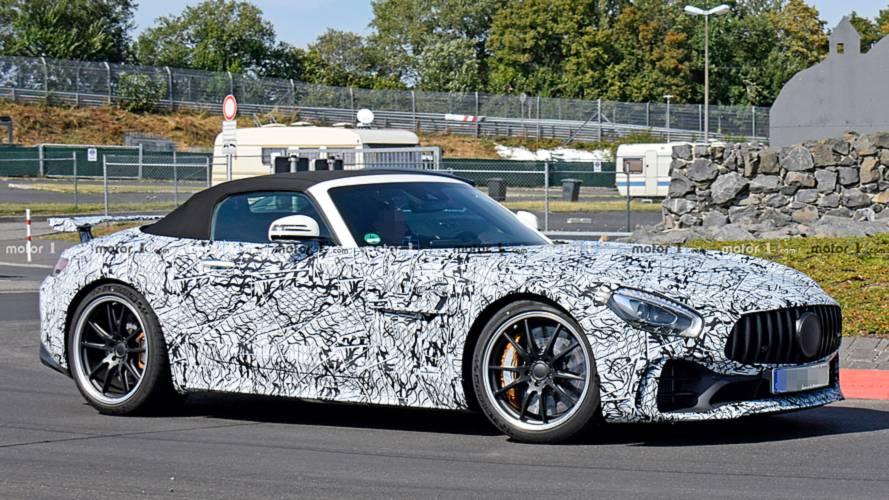 Voici la Mercedes-AMG GT R... Roadster !