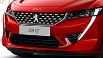 Peugeot 208 (2019) Renderings