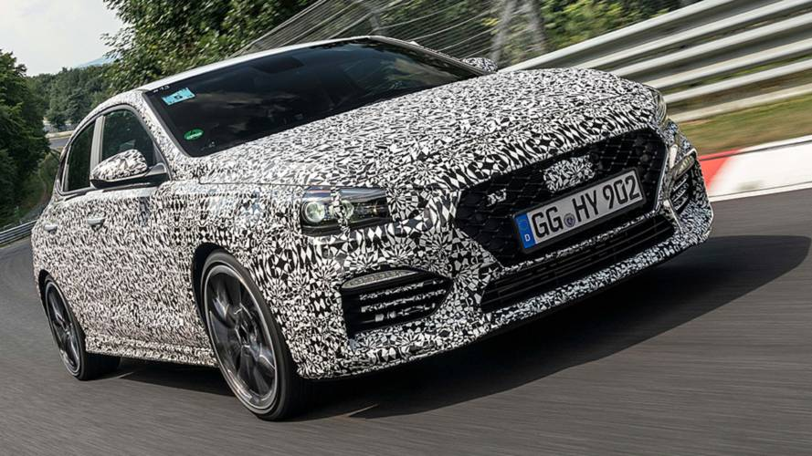 Hyundai i30 Fastback N Brings Style And Speed To Europe This Year