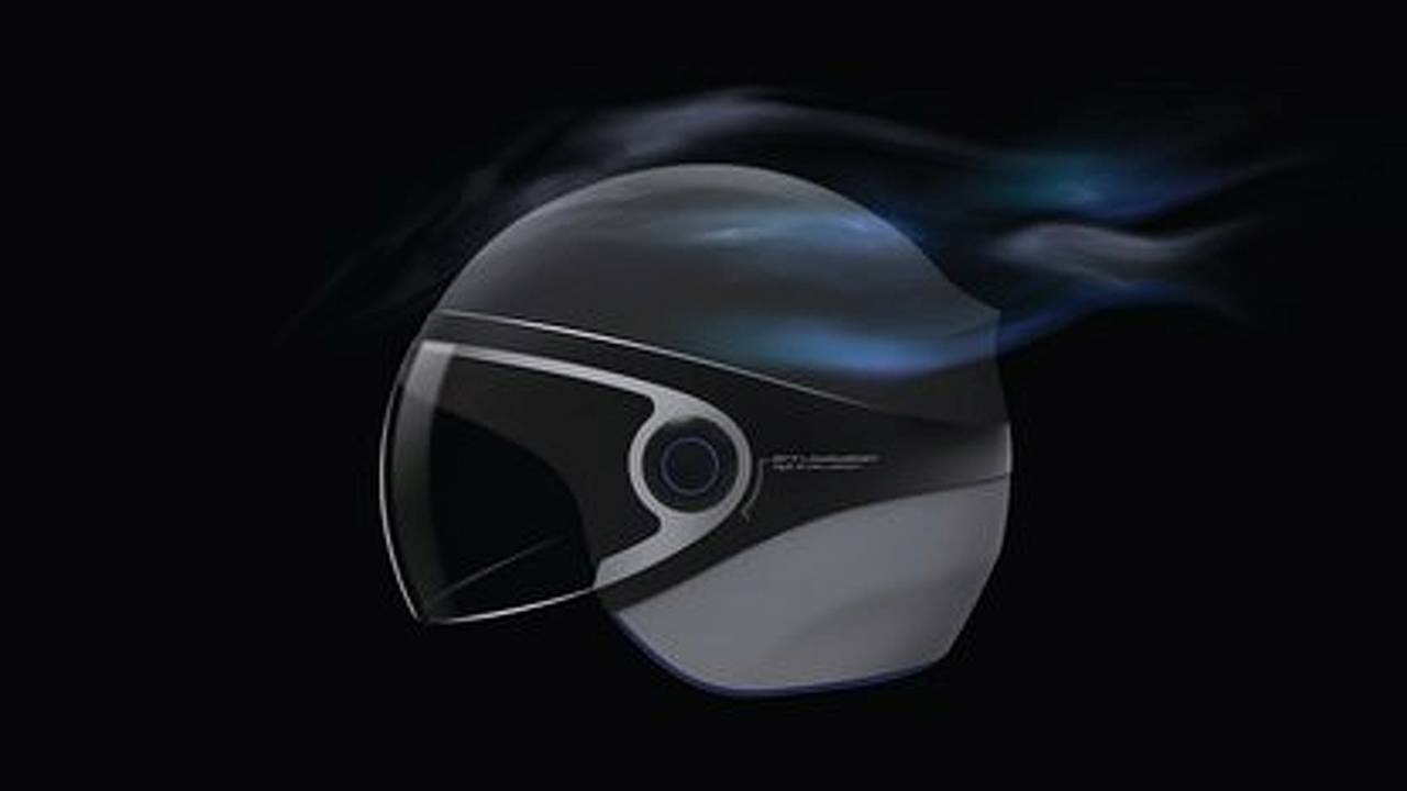 Pininfarina designs a motorcycle helmet