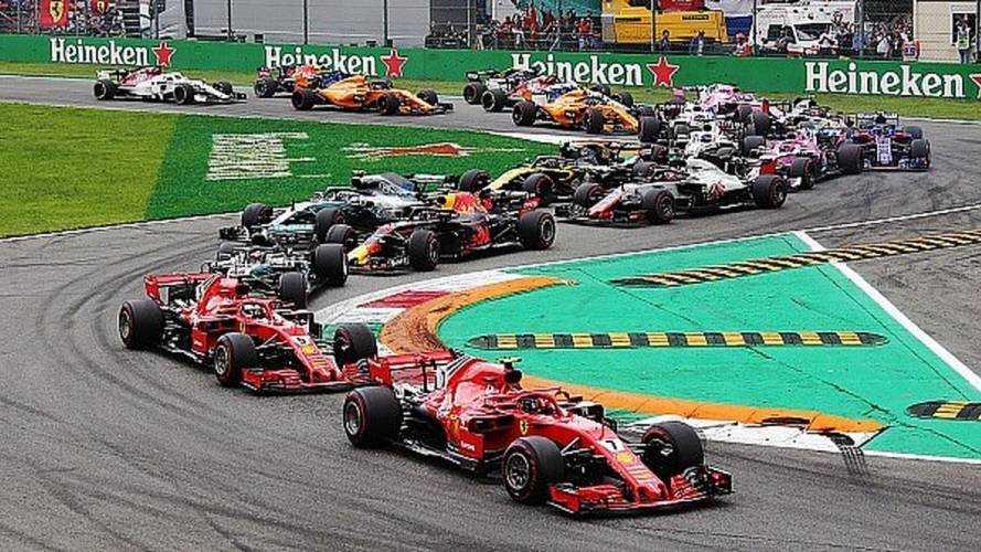 Top 10 - Grand Prix d'Italie