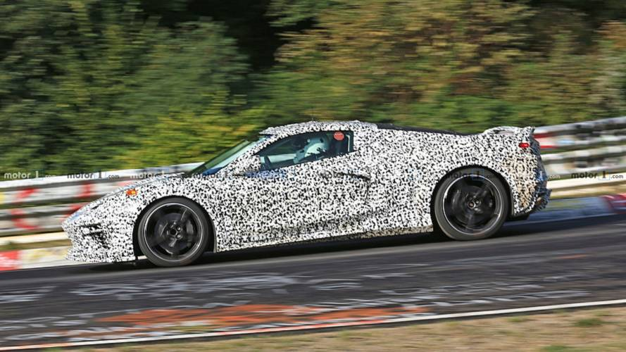 Mid-engined Corvette to cost nearly £130,000?