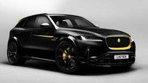 Lister LFP, el Jaguar F-PACE más radical