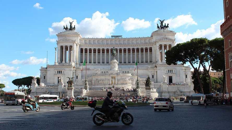 Blocco traffico Euro 3 a Roma