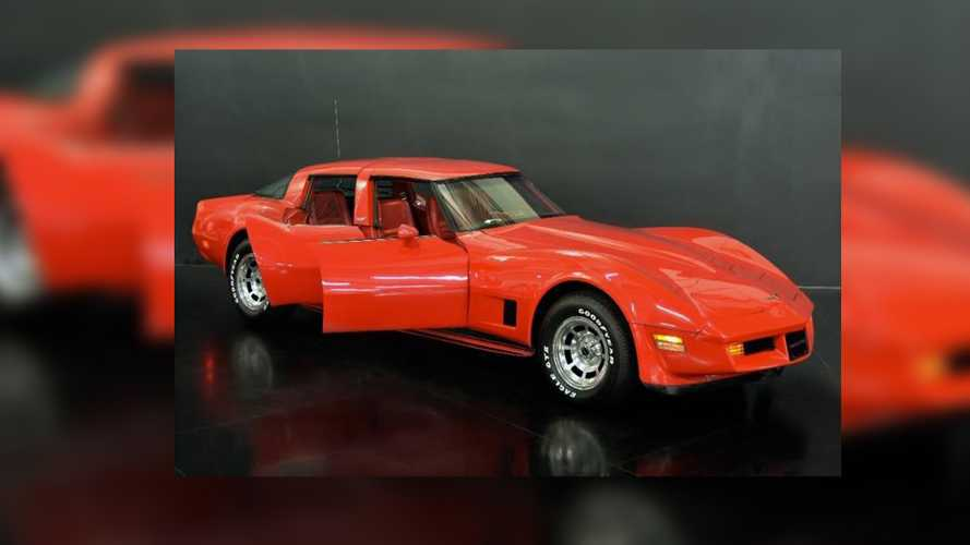 1980 Chevy Corvette Four Door Can't Be Unseen, Seeks $217k
