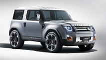 land rover defender versions coming