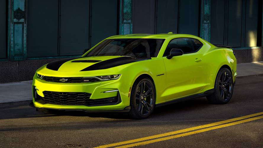 2018 Chevrolet Camaro 'Shock'