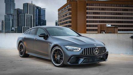 Mercedes-AMG GT 2019: prueba de gama