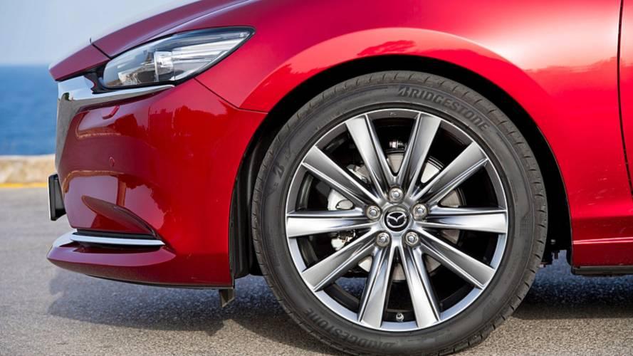 Mazda6 2018, primera prueba
