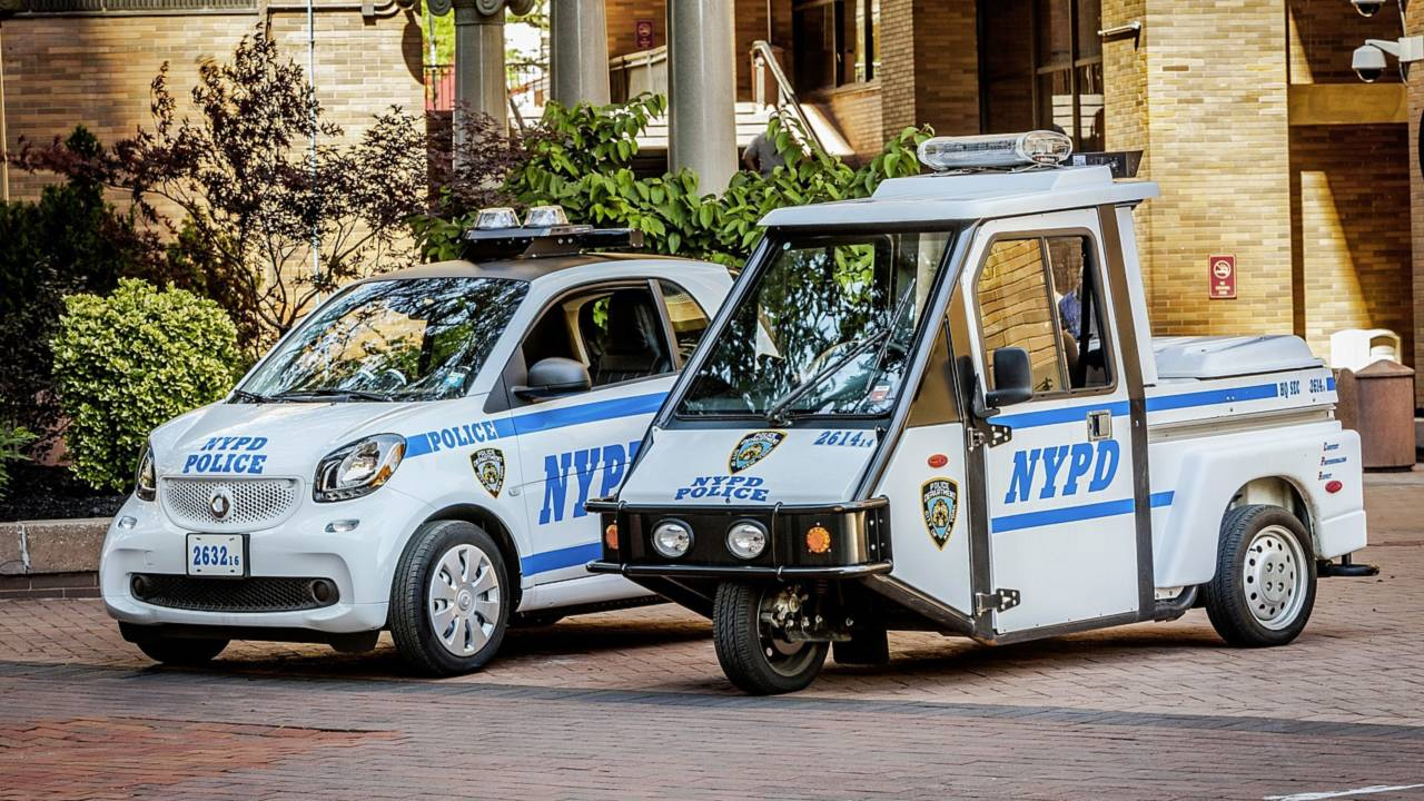 Smart Fortwo : police américaine