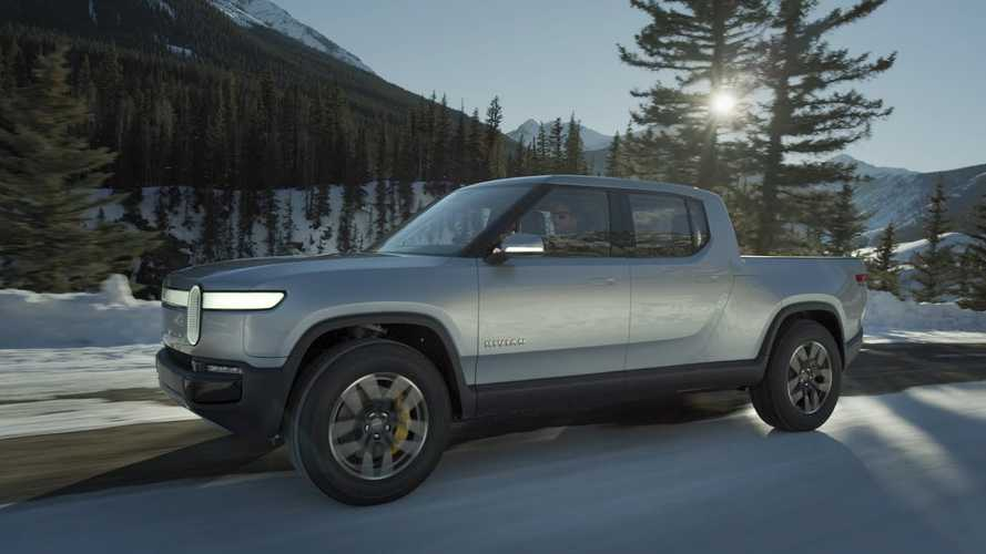 Rivian Releases New R1T Truck & R1S SUV Videos