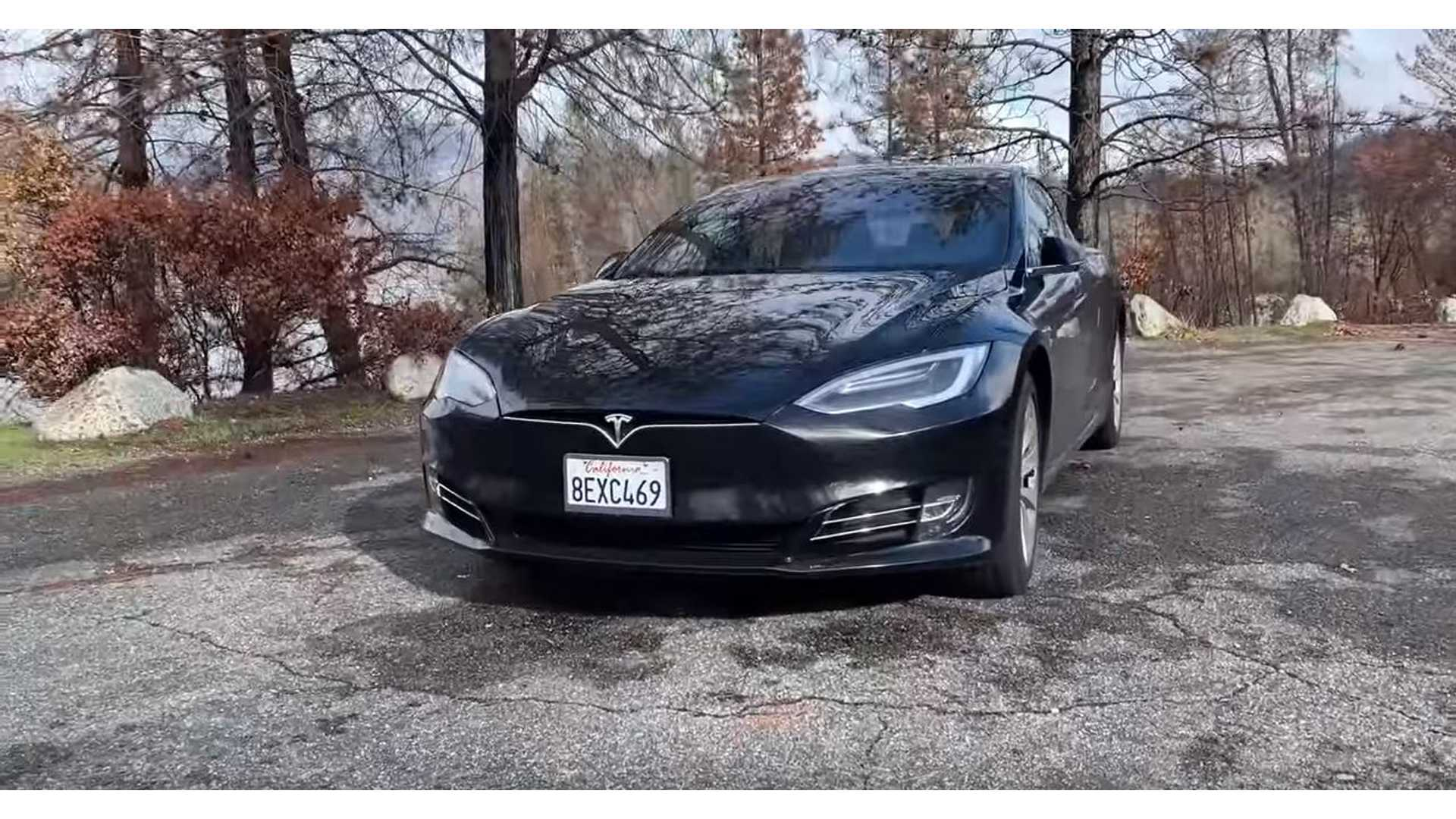 An 8-Day Road Trip In A High-Mileage 2012 Tesla Model S, No Autopilot