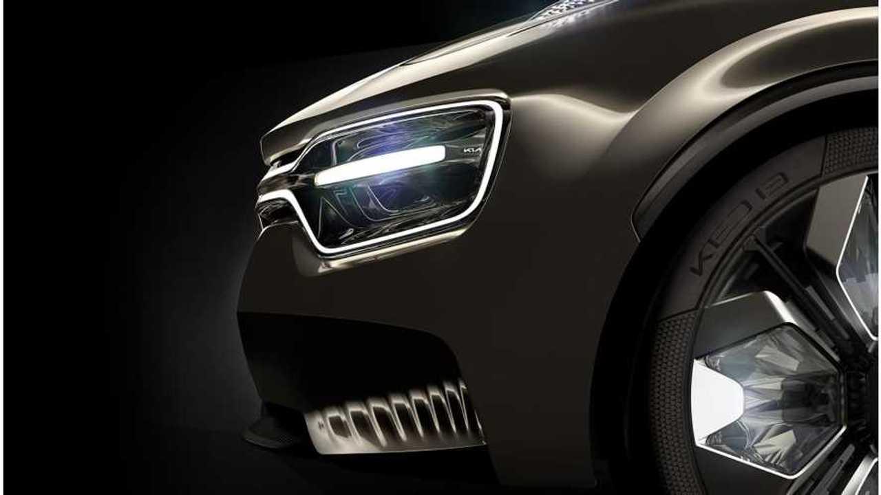 New Teasers Of Kia's Special EV Concept Reveal Insane Interior