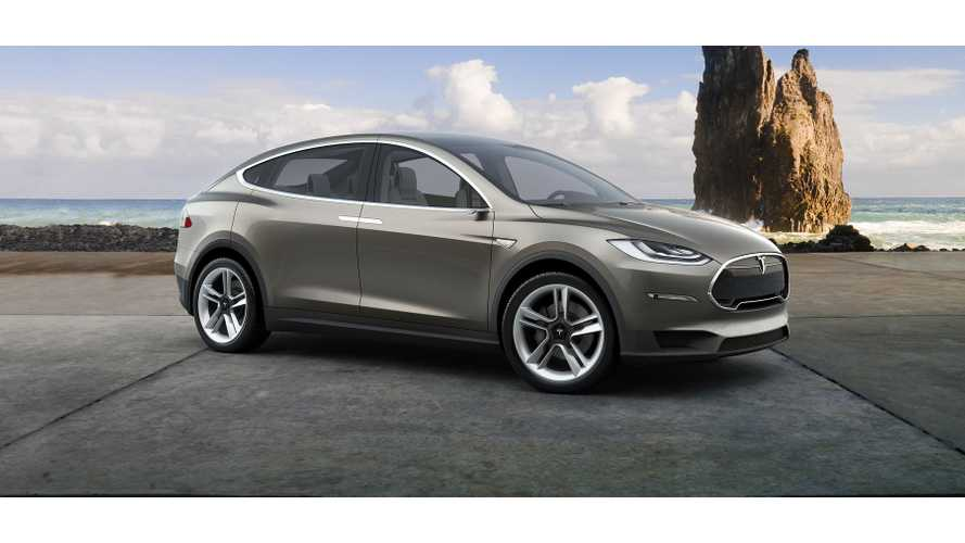 Tesla Model X Reservations Approximately 27,000 Worldwide