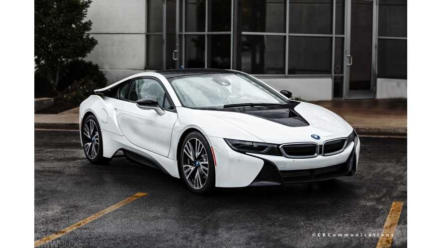 Rapper Bow Wow Gets A BMW i8