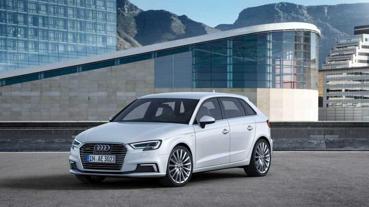 Audi Cancels A3 Sportback e-tron In Europe