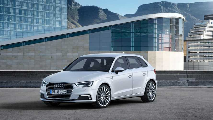 Audi Cancels A3 Sportback e-tron In Europe