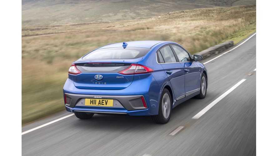 Leak: Upgraded Hyundai IONIQ Electric & PHEV Coming In 2019