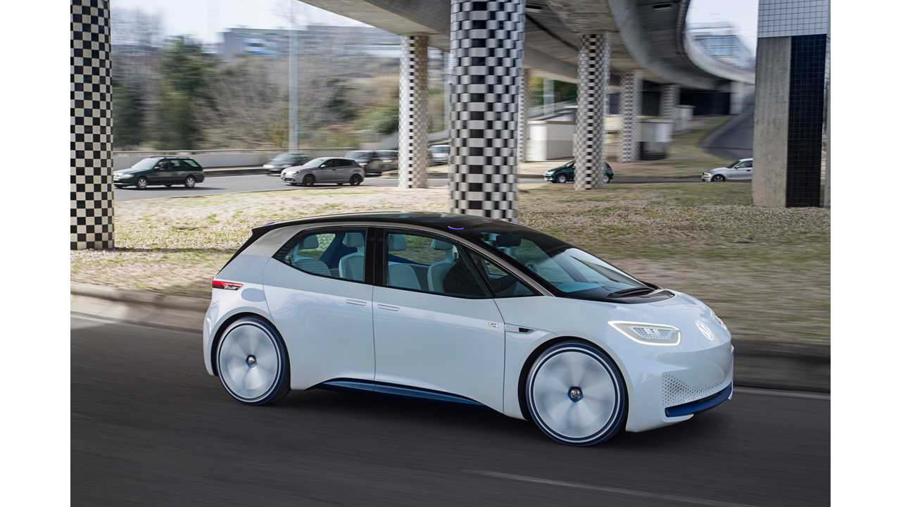 VW Boss: Tesla Controls 50% Of EV Market, We're Aiming For The Rest