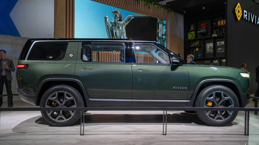 Rivian R1S & R1T Electric SUV & Truck Featured In Fully Charged: Video