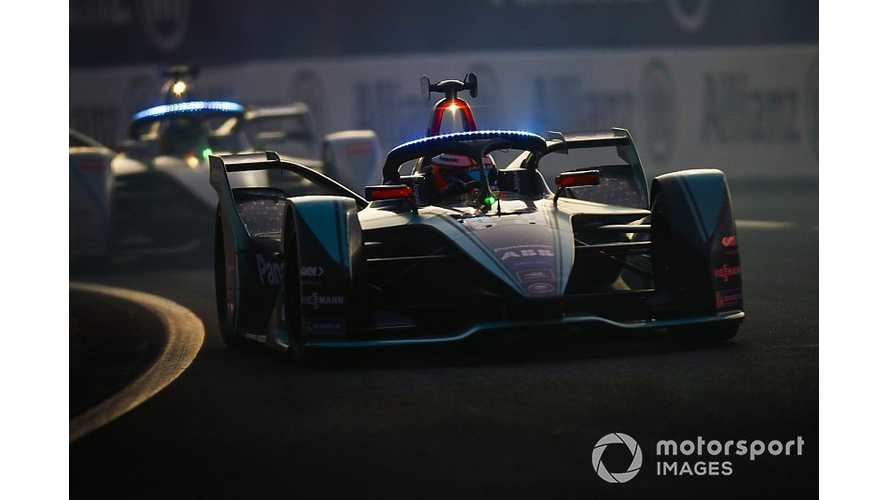 Jaguar Still Committed To Formula E Despite Upcoming Cuts