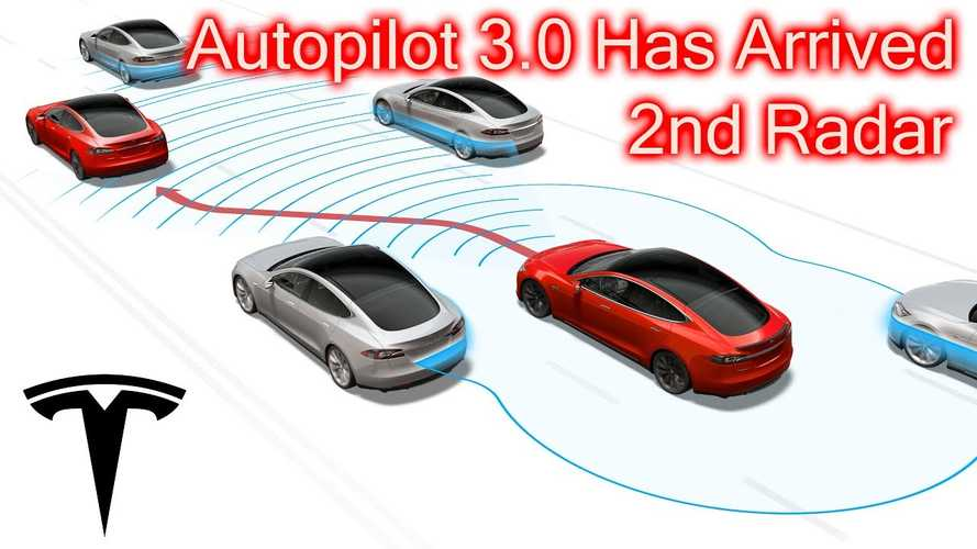 These Owners Believe Tesla Autopilot 3.0 Is Shipping Early W/Two Radars: Video