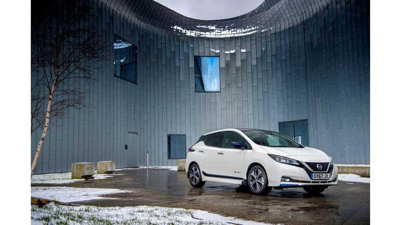 Plug-In Electric Car Sales In Europe Increased 62% In April