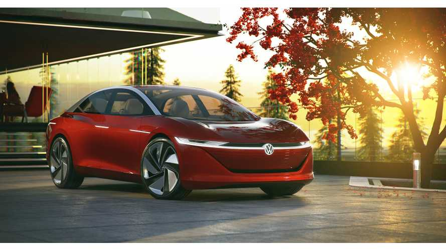 VW Will Continue Making Sedans, But Most Will be Electric