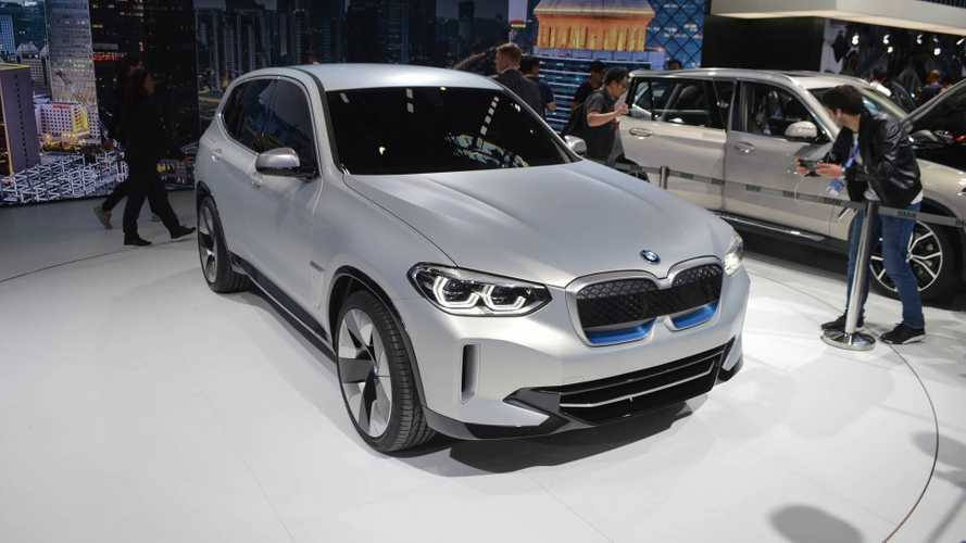 BMW iX3 To Be Produced In China, Exported Worldwide