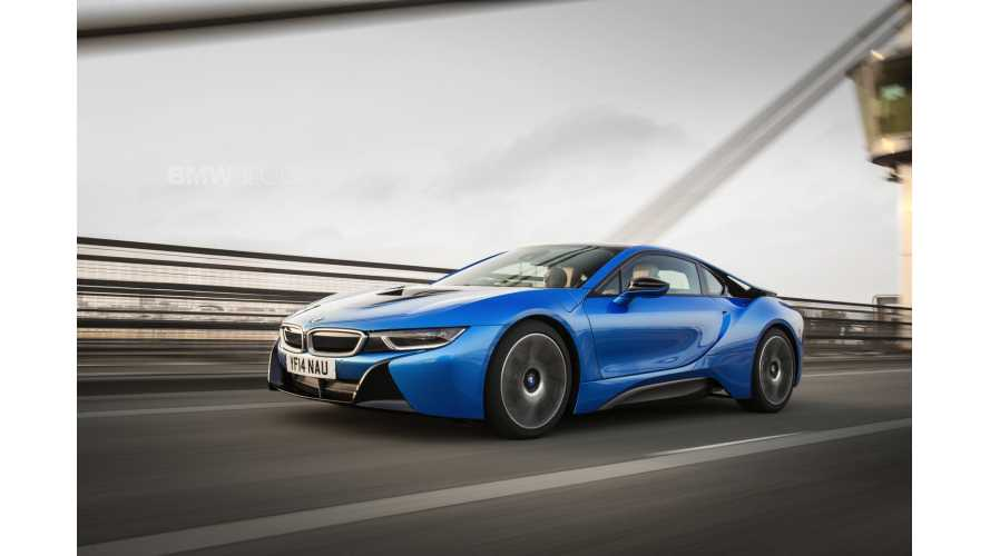 Londoners React To BMW i8 - Video