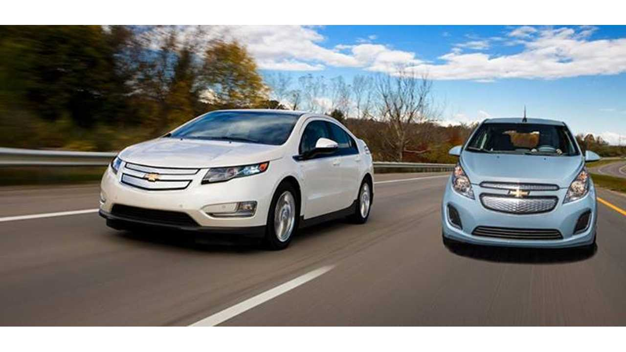 GM Recently Expanded Their Relationship With LG Chem To Include Supplying Batteries In The 2015 Spark EV