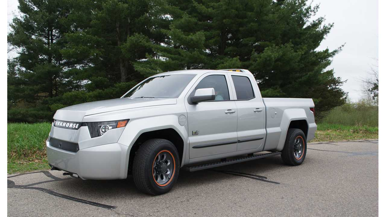 Workhorse Thinking Of W-15 PHEV Truck Consumer Sales