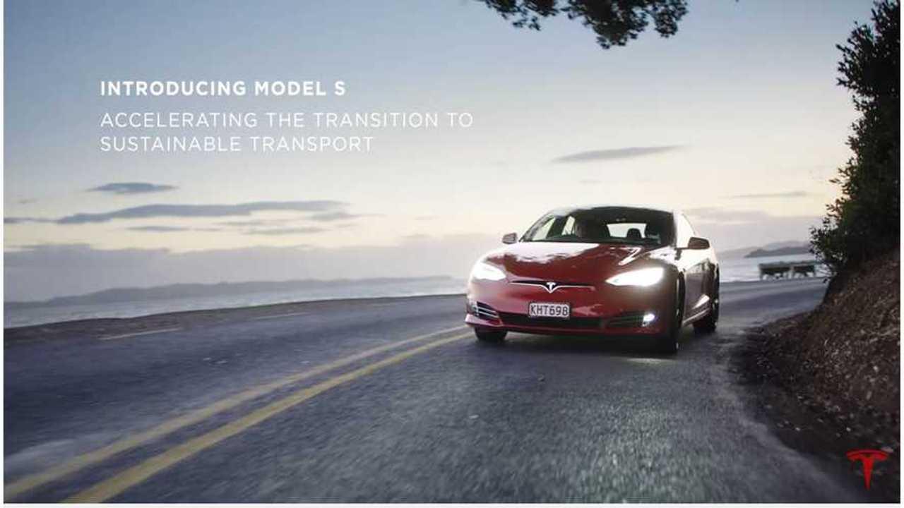 Tesla Releases Stunning New Zealand Model S Launch Video