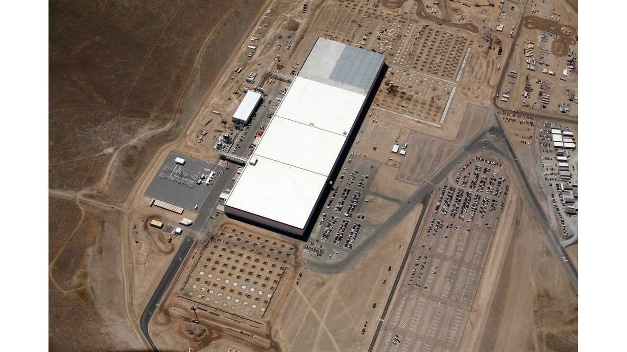 Tesla Races To Finish Gigfactory ASAP