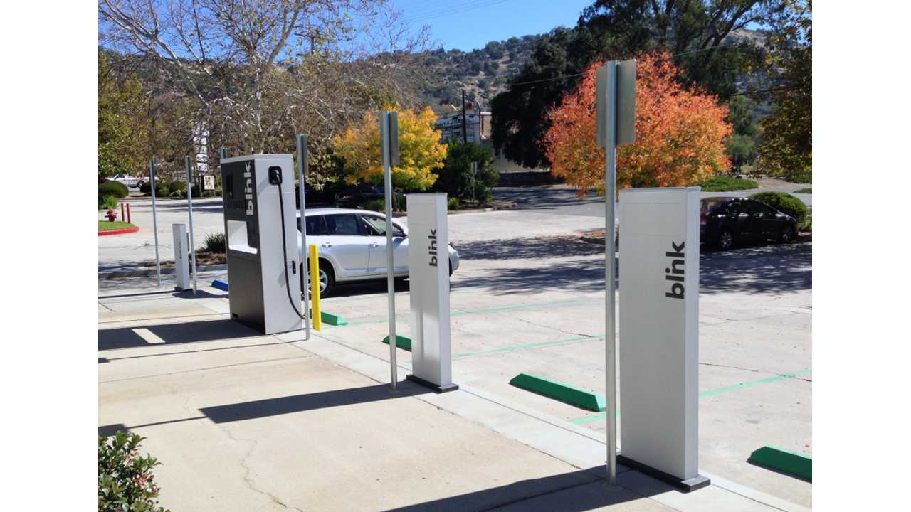 CarCharging - Blink