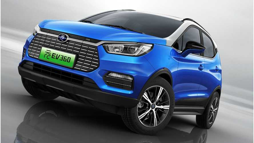 Nearly 1 In Every 25 Cars Sold In China Plugged In This July