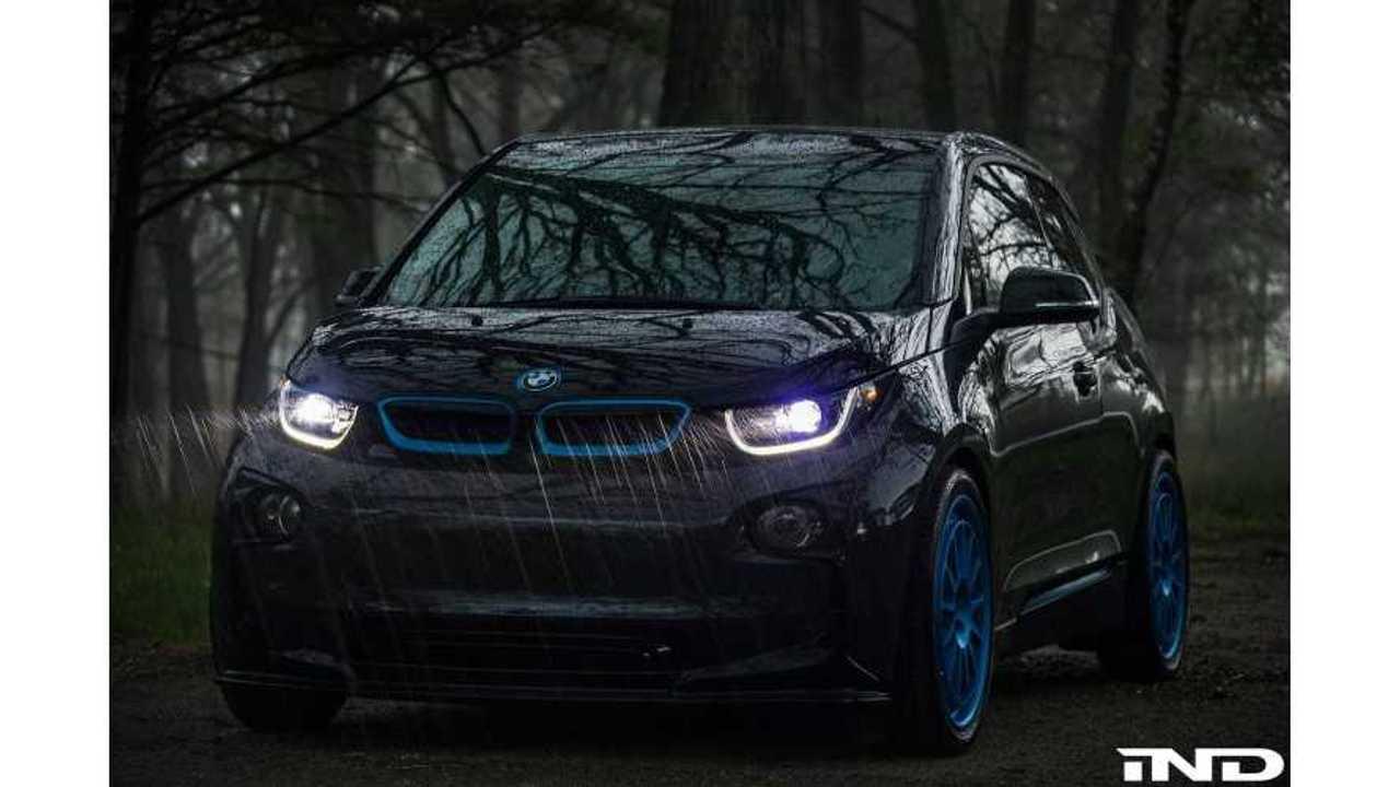 BMW i3 & i8 Modified By IND
