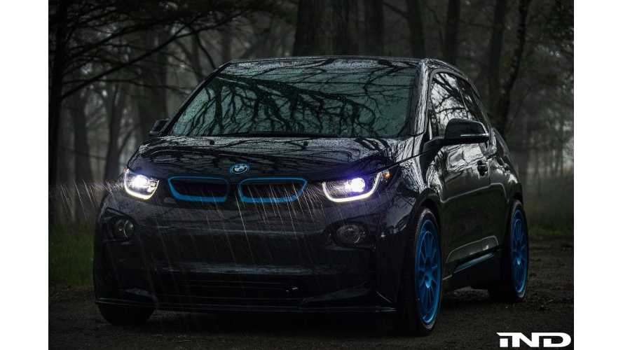 BMW i3 & i8 Modified By IND