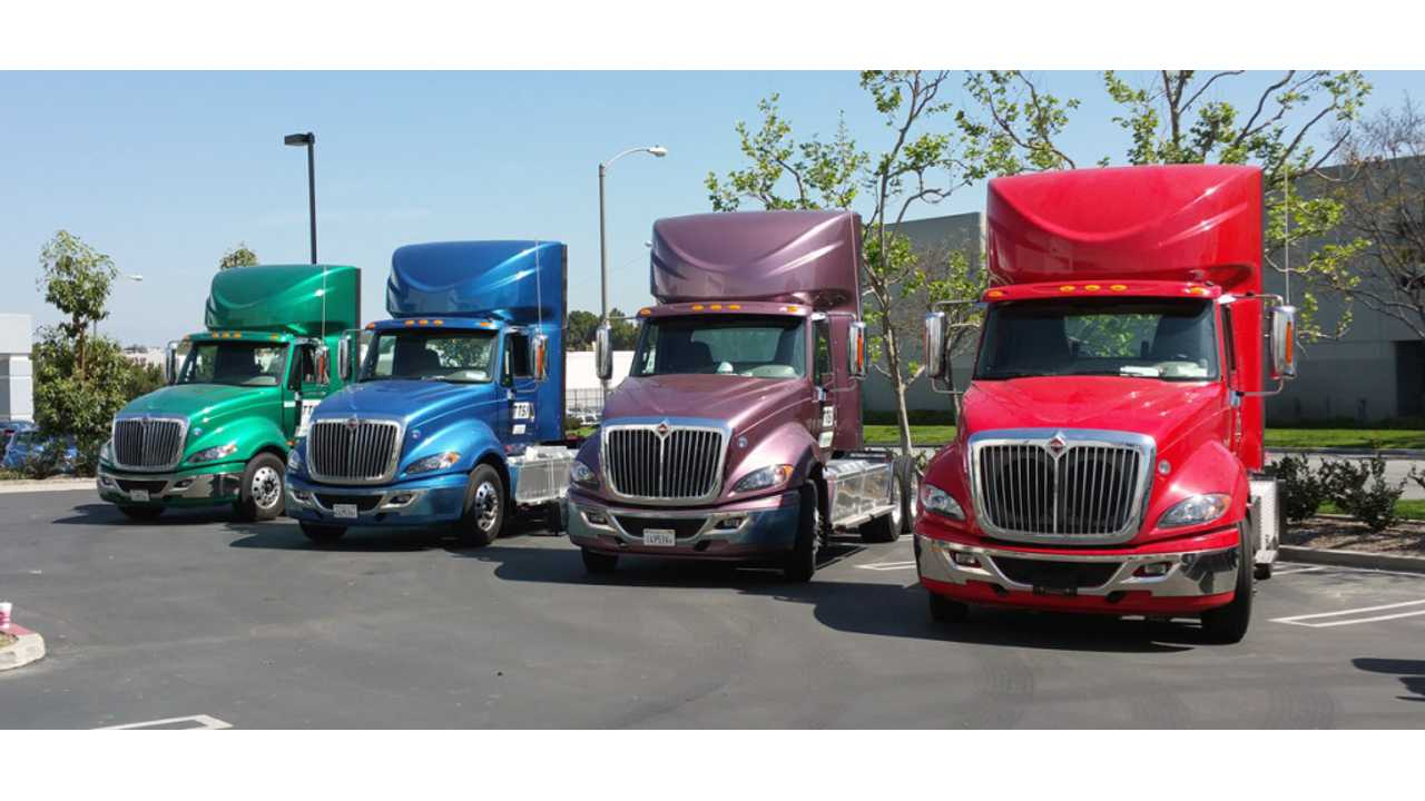 TransPower To Offer Class 8 Electric Trucks