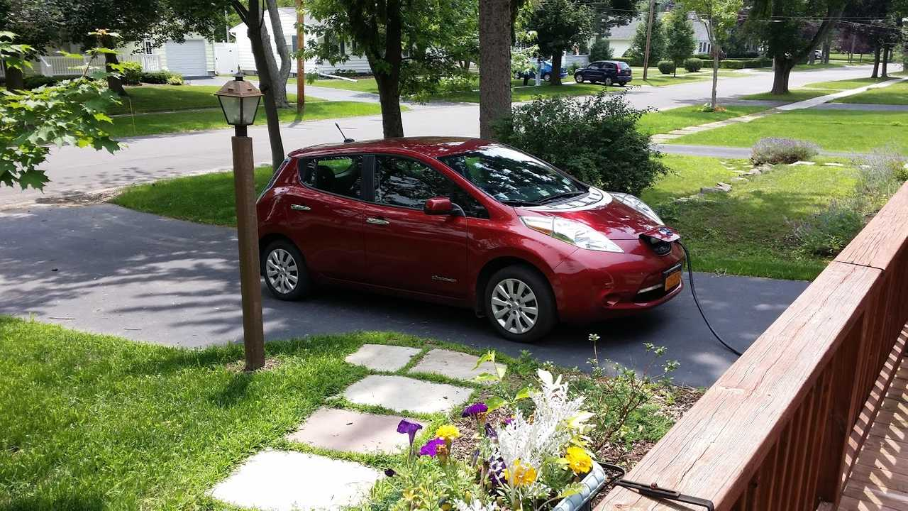 The Negative Carbon Road Trip: 48 States, 48 Trees Planted, One EV