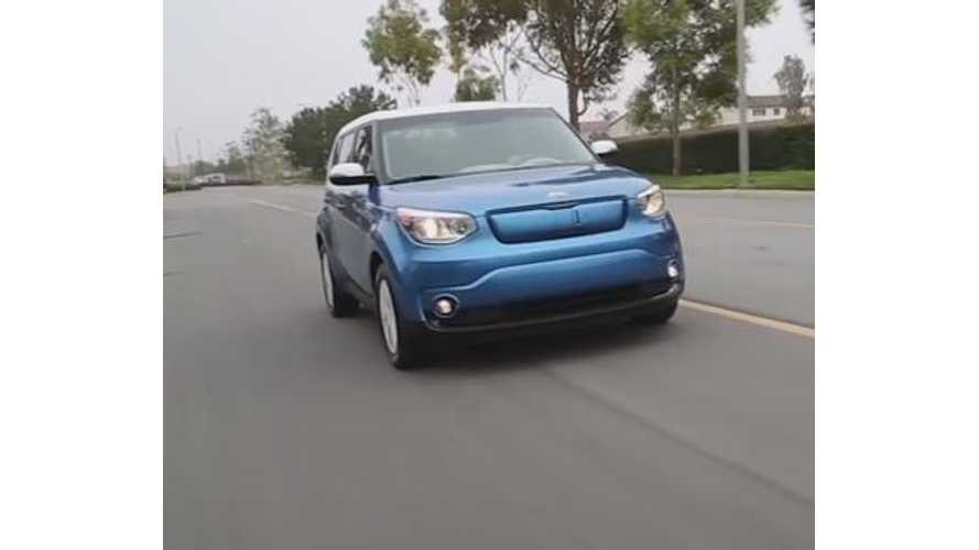 Kia Soul EV Video Review