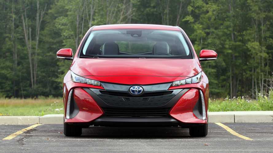 Nearly 103,000 Plug-In EVs Sold Worldwide In August, Toyota Prius Prime On Top