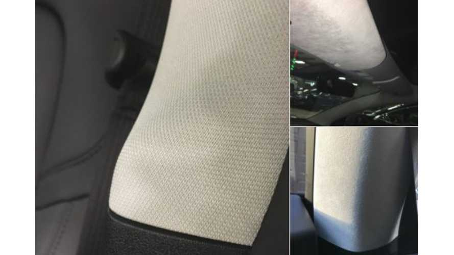 Tesla Downgrades Model 3 Interior From Alcantara To Textile With No Discount