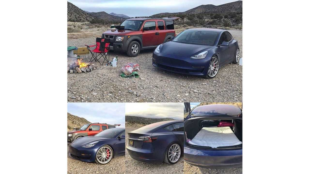 Check Out Unplugged Performance's Tricked Out (Sport Suspension Included) Tesla Model 3