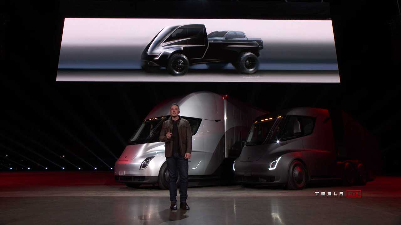 Elon Musk Confirms Tesla Pickup Truck To Follow Model Y