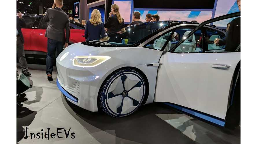 Volkswagen CEO Believes In Diesels And Doesn't See Tesla As A Threat