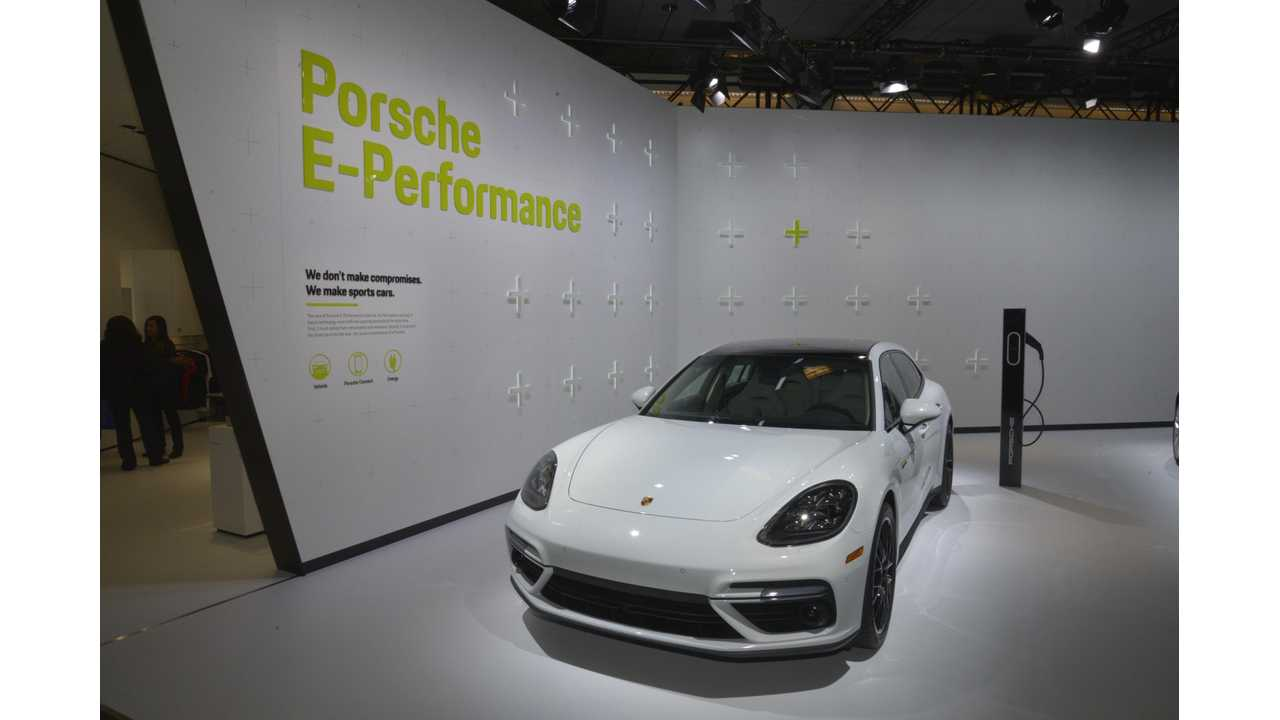 0cd56dd377 Porsche  60% Of Panamera Deliveries In Europe Are Plug-In Hybrid Variant