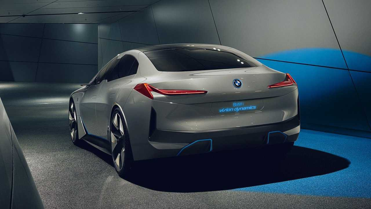 BMW Confirms i Vision Dynamics Will Become 373-Mile Electric i4