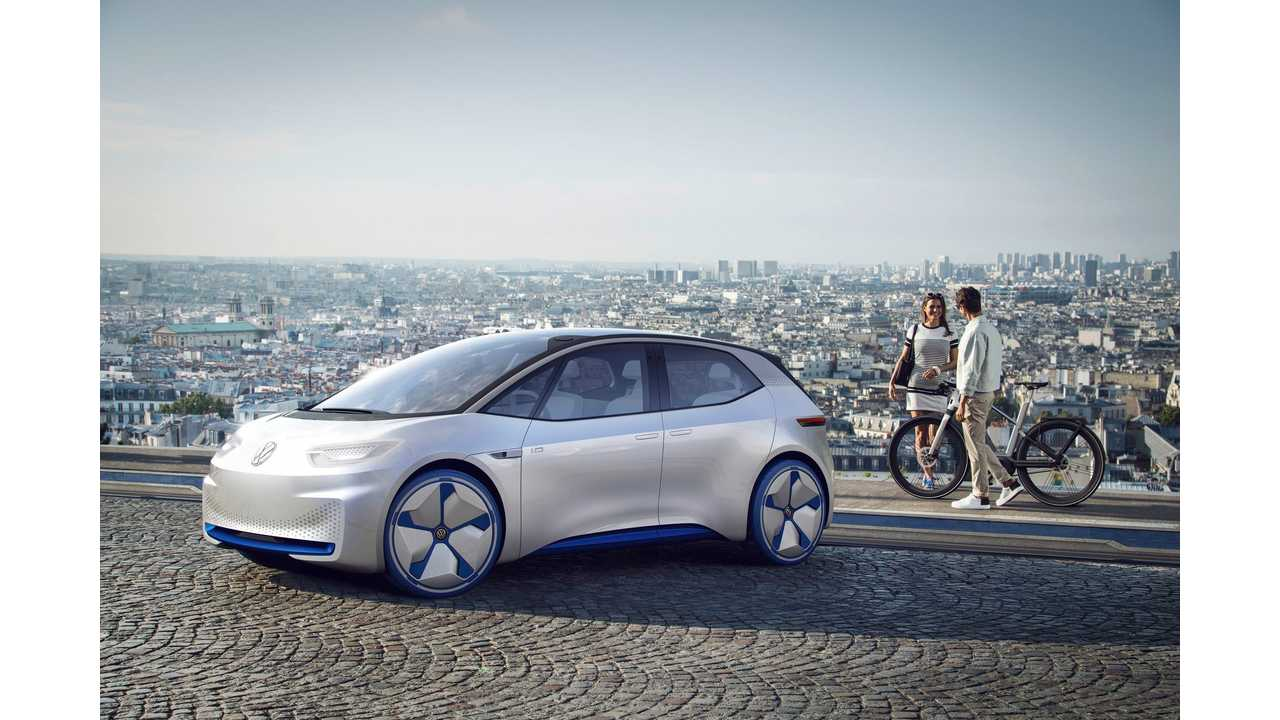 Tennessee Likely To Be Home Volkswagen S U Built Electric Cars